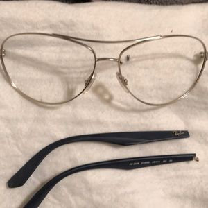 Authentic Ray Ban Sunglass arm replacement